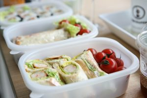 lunch box food Local advertising advertisement magazine local trade number 014949 923640