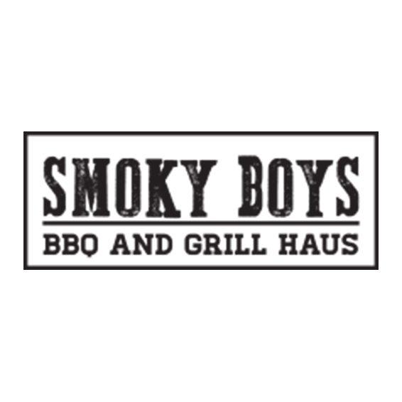 logo local advertiser Smokey boys