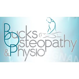 logo for bucks osteopathy and physio