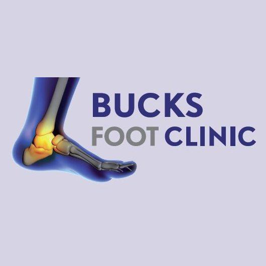 logo of bucks foot clinic